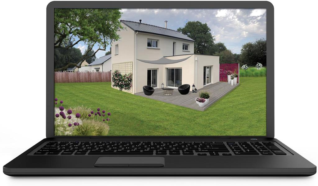 Logiciel plan d'aménagement de jardin