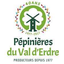 Logo pépinières du val d'erdre