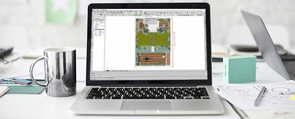 JardiSoft, manuel de formation, DAO, paysagistes, plans de jardin